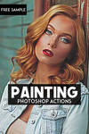Free Painting Photoshop Actions