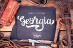 FREE Georgia Script