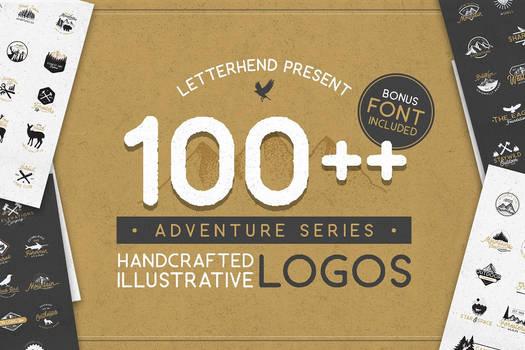 100+ Free Adventure Logo Bundle