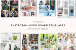 15 Instagram Mood Board Templates V3