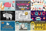 Save $2503 on The Inspiring, Creative Vector Pack