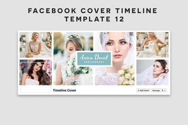 Free Facebook Cover Timeline Template 12 by symufa