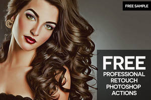 Free Professional Retouch Photoshop Actions by symufa