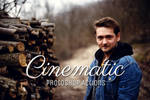10 Free Cinematic Photoshop Action Ver. 2