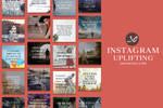 30 Free Instagram Uplifting Quotes Templates