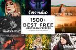 1500+ Best Free Lightroom Presets For 2019