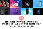 75 Best Free iPhone X iPhone XS iPhone XS Max by symufa
