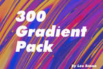 300 Free Gradient Pack