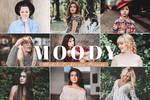 Free Moody Mobile Lightroom Preset