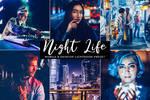 Night Life Mobile And Desktop Lightroom Preset by symufa