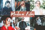 Modern Film Mobile and Desktop Lightroom Presets by symufa