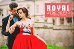 Free Royal Wedding Pro Photoshop Actions by symufa