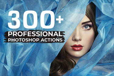 300+ Best Free Professional Photoshop Actions by symufa