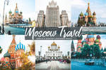 Moscow Travel Mobile Desktop And Lightroom Presets