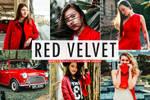 Red Velvet Mobile And Desktop Lightroom Preset