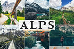 Free Alps Mobile And Desktop Lightroom Preset