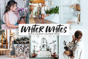 Whiter Whites Mobile And Desktop Lightroom Presets