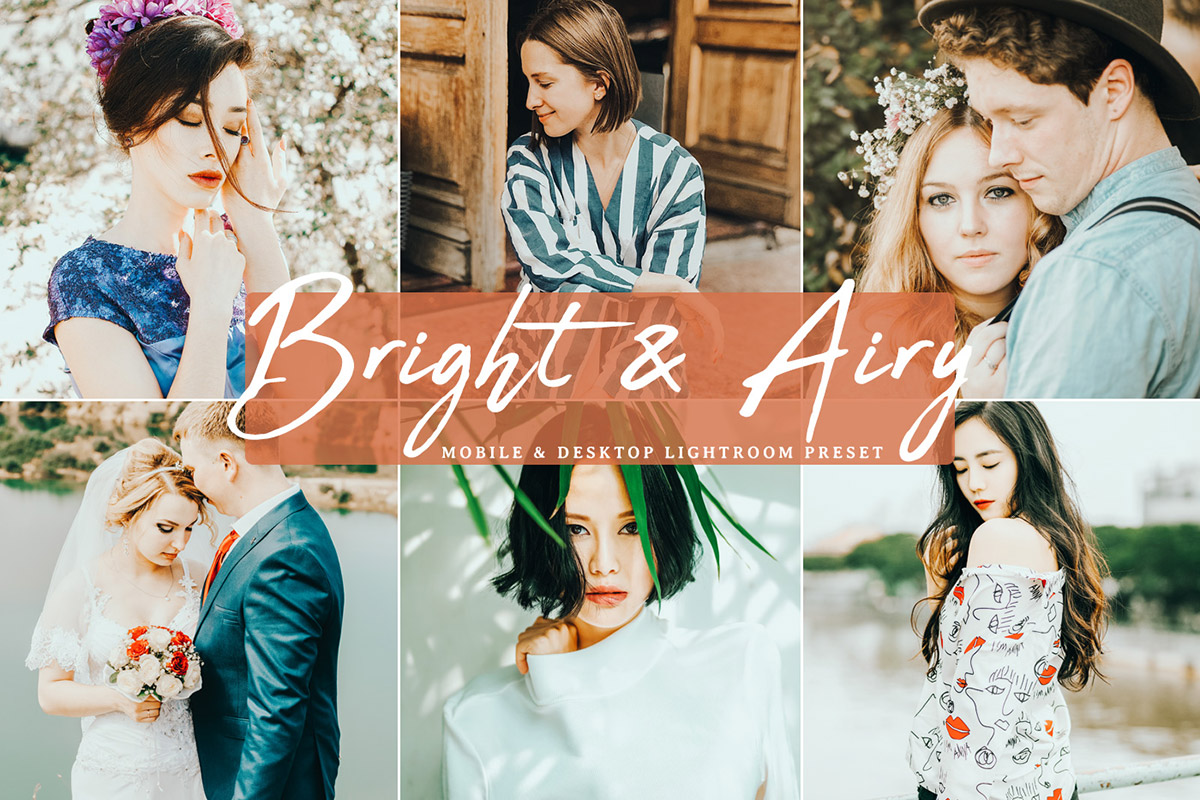Free Bright And Airy Lightroom Preset