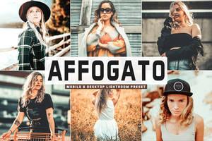 Free Affogato Mobile And Desktop Lightroom Preset