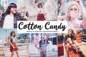 Cotton Candy Mobile And Desktop Lightroom Presets