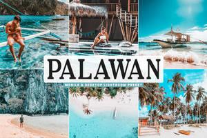 Free Palawan Mobile And Desktop Lightroom Preset