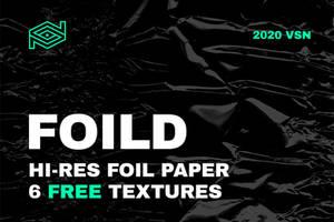 Free Foild Foil Texture Pack