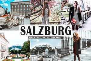 Free Salzburg Mobile And Desktop Lightroom Preset
