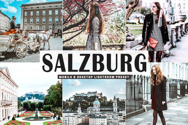 Free Salzburg Mobile And Desktop Lightroom Preset