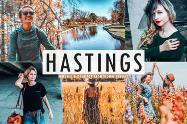 Free Hastings Mobile And Desktop Lightroom Preset