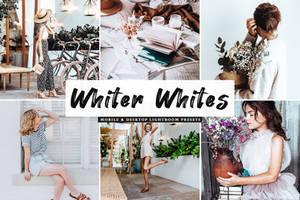 $1 Whiter Whites Lightroom Presets - PC And Mobile