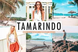 Free Tamarindo Mobile  Desktop Lightroom Presets