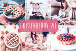 Boysenberry Pie Mobile Desktop Lightroom Presets by symufa