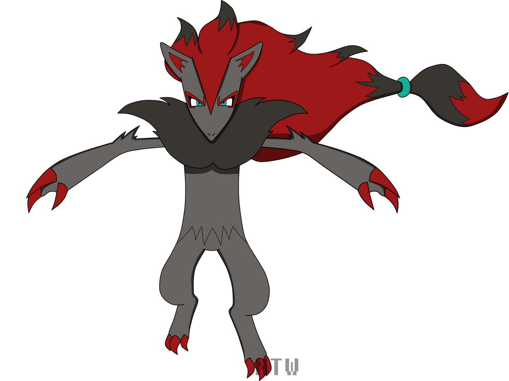 pokemon zoroark master of illusions facebook