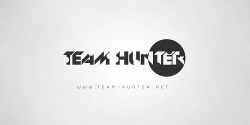 TEAM HUNTER [ Logo ]