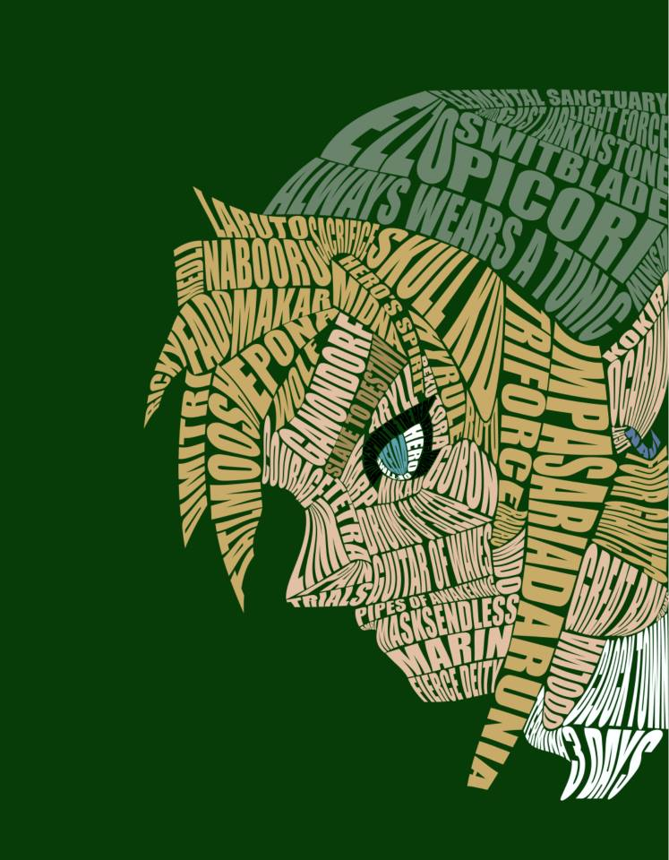 Link Typography by Sophistilax