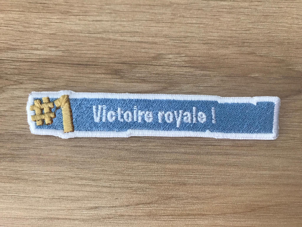 Fortnite Victroy Royal TOP1 by Kavel-WB