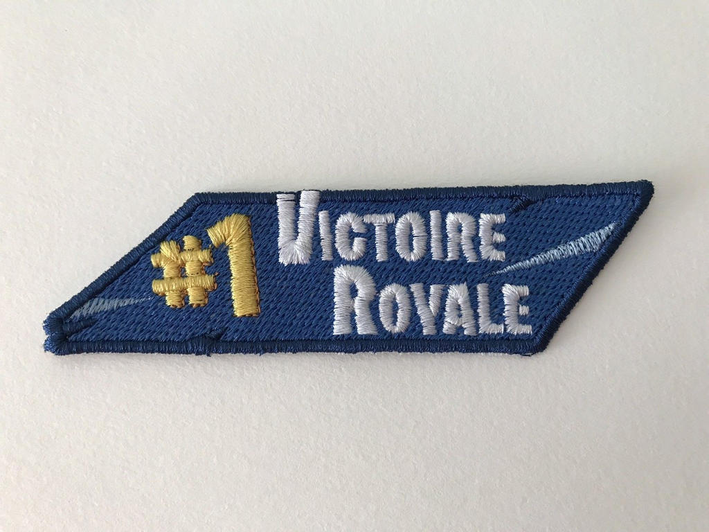 FORTNITE Victoire Royale TOP 1 by Kavel-WB