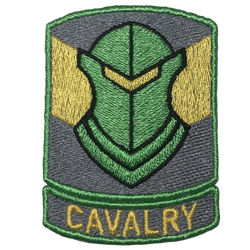 Patch Division CAVALRY CALL OF DUTY WW2