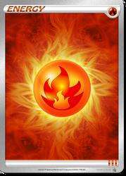 FIRE ENERGY POKEMON