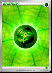 GRASS ENERGY POKEMON