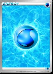 WATER ENERGY POKEMON