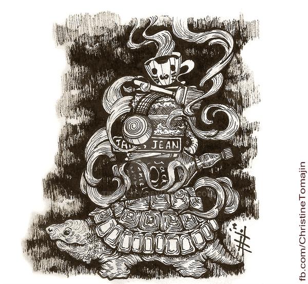 Turtley by tintacity