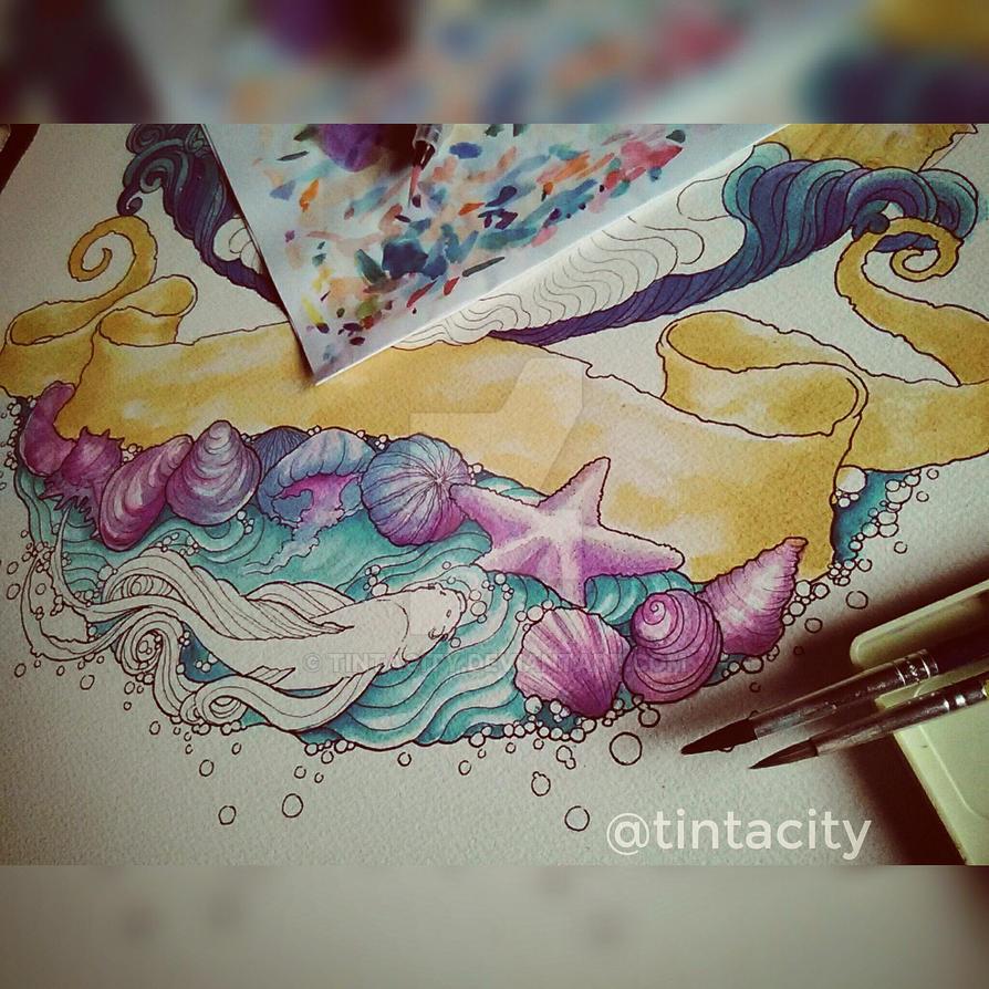 Details for BOHOL Doodle Poster by tintacity