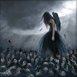 Desolate Dead Heart by vampyre1