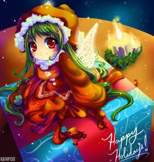 Merry Christmas Fairy
