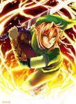 Link: Through Fire