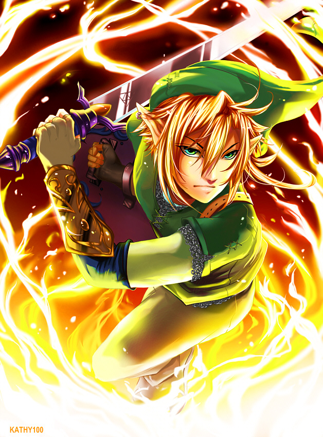 Link: Through Fire by kathy100