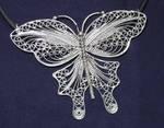 Filigree butterfly