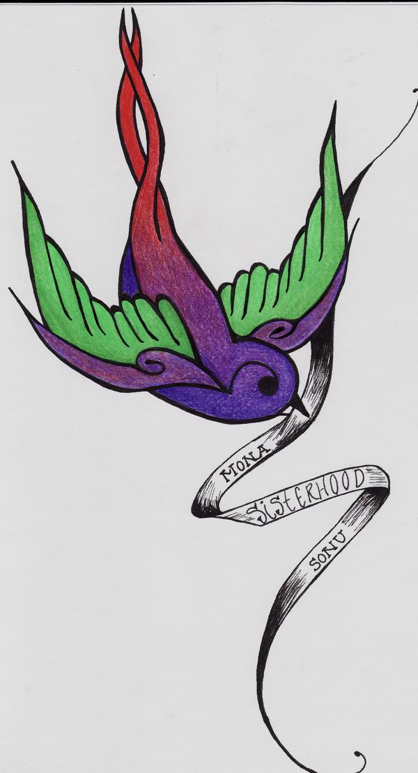 sparrow tattoo designs tattoo arema. Black Bedroom Furniture Sets. Home Design Ideas