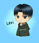 Levi - Shingeki no Kyojin (+ Speedpaint)